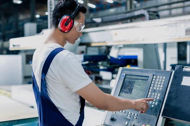 Description de métier de machiniste cnc