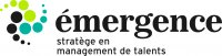 logo EMERGENCE, STRATEGE EN MANAGEMENT