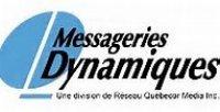 Emplois chez Messageries Dynamiques