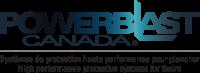 logo PowerBlast Canada
